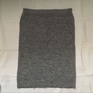 Joe Fresh Skirts - Joe Fresh sweater knit drawstring skirt.